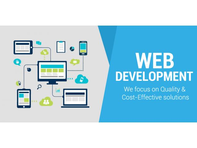 Website Design and Web Development Services
